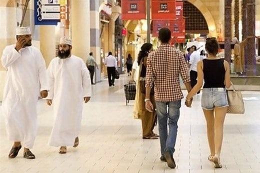 Dress code in Dubai